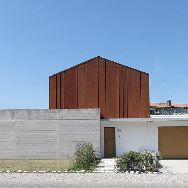 Casa EP Studio MicheliZanatta Serramenti Internorm