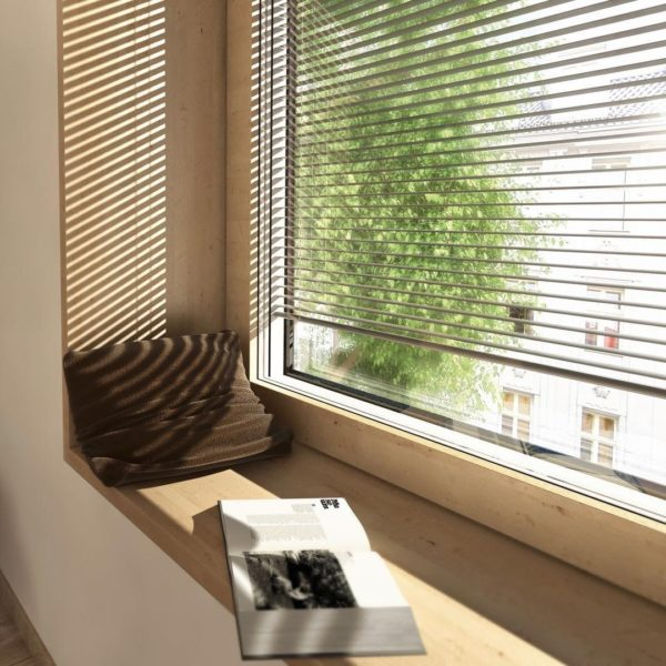 I-Tec Smartwindow di Internorm Finestra4